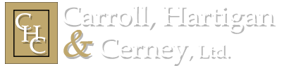 Carroll, Hartigan & Cerney, Ltd., Logo